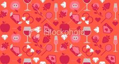 Valentine background Royalty Free Stock Vector Art Illustration