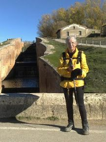 M's Camino--She's on the way again!  M starts her 10th Camino, at age 75, on October 14, 2014.  You can follow along as she makes nearly daily posts.