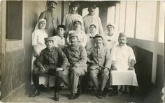 French nurses WWI