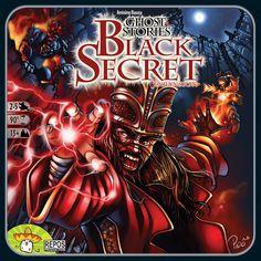 Ghost Stories: Black Secret | Image | BoardGameGeek