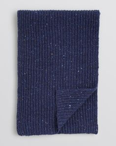 The Men's Store at Bloomingdale's Donegal Fisherman's Rib Scarf