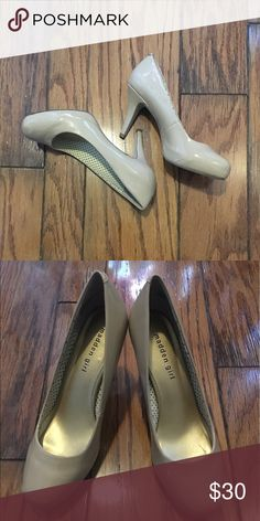 37e3c01f6eb Shop Women s Madden Girl size 9 Heels at a discounted price at Poshmark.  Description  Brand new Madden Girl pumps in nude. Name  GETTA.