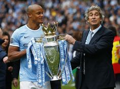 Manchester City, Champions 2013/14