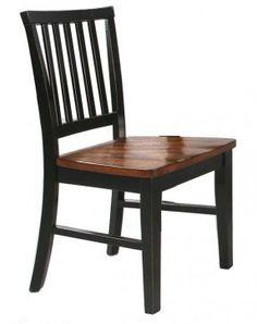 Arlington Slat Back Side Chair by Intercon