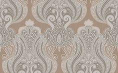 Sample Kasbah Paisley Wallpaper in Metallic, Neutrals, and Purples design by Seabrook Wallcoverings Paisley Wallpaper, Trellis Wallpaper, Metallic Wallpaper, Textured Wallpaper, Pattern Wallpaper, Modern Wallpaper Designs, Designer Wallpaper, Wallpapering Tips, Classic Wallpaper