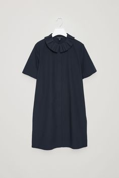 COS | Dress with pleated collar