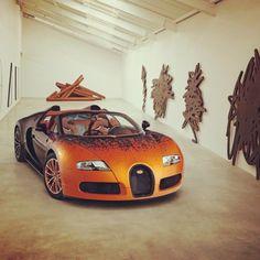 Stunning piece of art! Awesome Bugatti Veyron