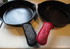 How To: Cast Iron Skillet Non-Stick and Lasts a Lifetime- A Wealth of Info on Taking Care of Cast Iron