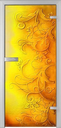 Fused Glass Doors - Ricamo 01