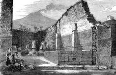 #archeology #ancient #ruins #herculaneum #pompeii #vesuvio #art #pompei…