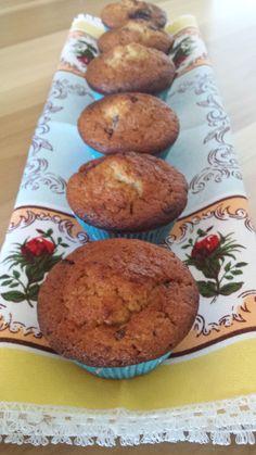 Muffin cioccomela