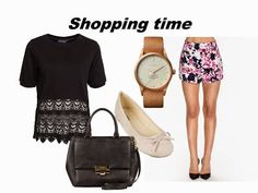 Girly, little pop street style look. Loving it, perfect to my trip to Itlay