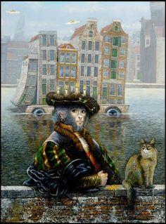 Artodyssey: Jean Thomassen