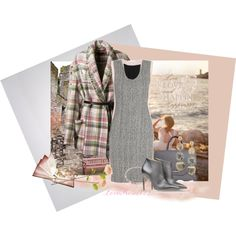 """""""Rose Plaid"""" by loveroses123 on Polyvore"""