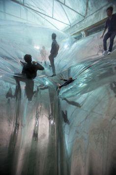 Tomás Saraceno – On Space Time Foam