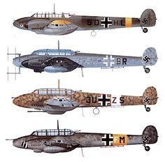 ✠ Bf 110 ✠