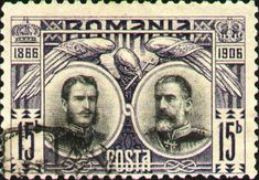 Buy Romania 1906 Mi 191 Carol I as Domnitor and King Sc 180 stamp (full set). Carol I as Domnitor and King. Catalogs: Michel RO Sc RO Yt RO Perforation: line Head Of State, Old Ones, Stamp Collecting, My Father, Art Forms, Old Things, King, Baseball Cards, Prints