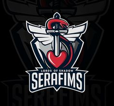 LORDS OF SHADOWS SERAFIMS DOTA TEAM LOGO on Behance