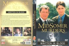 Written In Blood S1E2 After a noted author speaks before a group of local Midsomer writers, the naked body of the event's host is found bludgeoned to death in his bedroom. Director: Jeremy Silberston Writers: Caroline Graham (novel), Anthony Horowitz (screenplay)