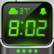 Alarm Clock Free turns your iPhone or iPod touch into a beautiful digital clock and alarm clock for free! It even displays live, local weather conditions and temperature that makes you know about the weather immediately when you wake up (great for travel).
