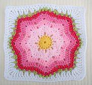 Ravelry: Maryfairy's Nordic Star for Crochet Sampler Favorites CAL