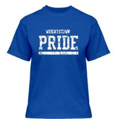 Wrightstown High School - Wrightstown, WI   Women's T-Shirts Start at $20.97
