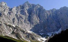 Triglav mountain, Slovenia