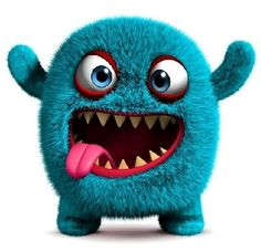 Cute monster                                                                                                                                                                                 More