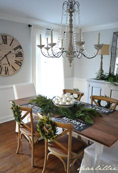 Holiday house walk day 2....More beautiful holiday homes and decorating...!!! - Jennifer Rizzo