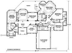 Plan 20-1145 - Houseplans.com