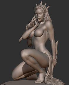 Top 11 3D Art by Ehren Bienert | Zbrushtuts