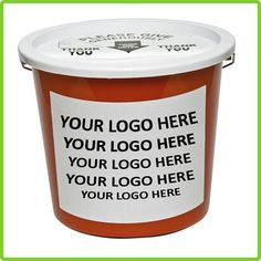 Excellent for personalising your collection bucket to make people aware of your individual charity or strengthen your brand these custom printed buckets are made to order.    Each label measures 210mm x 148mm (8 x 5.75 inches) and there is no limit to the number that you can order. We price competitively so contact Charnwood Catalogue now for a quote.