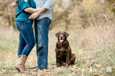 Engagement Session   Dog   Couple   Country   ©Christina Ahlheim   Charisma Photography @Megan Meyer