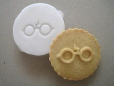 Harry Potter cookie stamp