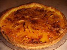 Cozinha com Graça: Tarte de maçã da Clara de Sousa