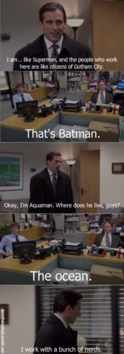 Lol the office