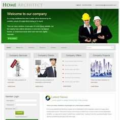 Mobile Website Templates Land Agent Free #responsive #html5 #css3 #mobileweb Template