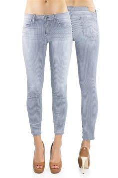 Janice Ultra Skinny Crop jeans - Level 99