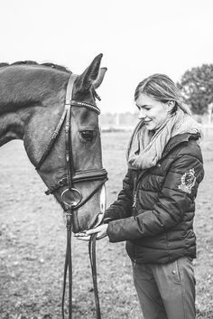 I'm always in to try something new. Great to do a shoot with Charlotte and her horses.