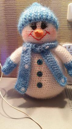 Teddy Bear, Toys, Animals, Stuff Stuff, Crocheted Owls, Christmas Knitting, Things To Make, Tejidos, Needlepoint