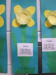 Cute spring art projects