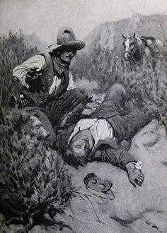 Riders of the Purple Sage - Wm. Herbert Dunton?