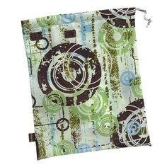 Diaper Pails Kushies Laundry Bag Green