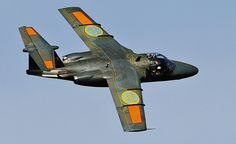 SAAB 105 Trainer, Light Attack