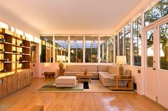 Look at these end tables, from a Neutra home.