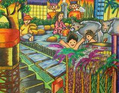 Ms. Yohana Tania, 5th Grade, Indonesia