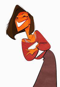 The art of bobby pontillas character design girl, character design inspiration, character design references Character Design Girl, Character Design Animation, Character Design References, Character Design Inspiration, Character Art, Illustrations, Illustration Art, Cartoon Template, Female Cartoon