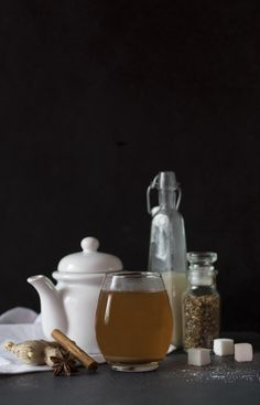 DIY Chai Latte recipes from Mountain Rose Herbs. How to make your own at home!