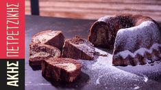 Κέικ Βανίλια-Σοκολάτα | Kitchen Lab by Akis Petretzikis
