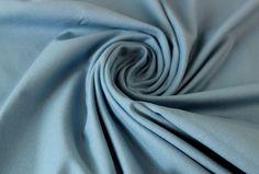 Material : 95 % GOTS-COTTON, 5% Elasthan Breite: 150 cm Pflege: 40 ° C Wäsche Gewicht: 220g/m2 Zertifikat: GOTS... Material, Blue Fabric, Certificate, Nursing Care, Fabrics, Sewing Patterns